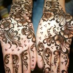 Eid ul Fiter Chaand Raat Mehndi Designs 2015 For feet