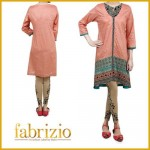 Fabrizio By Stylo Colorful Eid Shirts 2015 for women