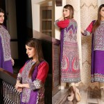 Hadiqa Kiani Flora Summer Eid Kurti 2015 for Women (2)