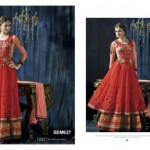 New Heavy Wedding Anarkali Dresses for Ladies