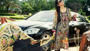 IVY Design Summer Eid prints Collection 2015 (1)