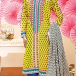 Junaid Jamshed Bright Summer Eid Dresses 2015 for Women (1)