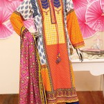 Junaid Jamshed Bright Summer Eid Dresses 2015 for Women (3)
