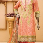 Junaid Jamshed Bright Summer Eid Dresses 2015 for Women (4)