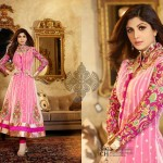 Latest Embroidery Neck & Long Length Salwar Suit Design (1)