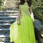 Lovely Frock and Salwar Kameez 2015 by Sayena (5)