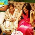 Beautiful Actress Maya Ali Birthday Celebration (2)