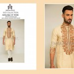 Men Shalwar Kameez Collection By emraan Rajput (1)