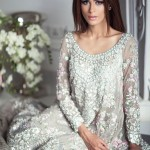 Designer Mina Hasan Formal Hot Wedding Suit Design