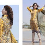 Monarca Embroidered Lawn Vol-1 by Rashid Textile