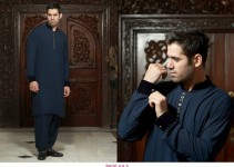 Nabeel & Aqeel Summer Eid Kurta Suit 2015 for Men (3)
