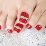 Nail Art Stylish Designs For Eid (2)