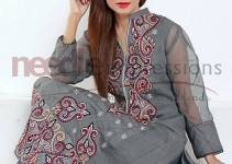 Needle Impression bright summer Eid Suits 2015 (3)