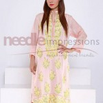 Needle Impression bright summer Eid Suits 2015 (5)