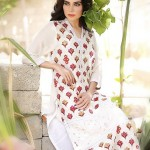 Needle Impression Latest Design of Eid Dresses 2015 for Women (3)