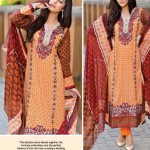 Rujhan Fabric Raniya Embroidered Festive New dresses