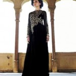 Lovely Frock and Salwar Kameez 2015 by Sayena (9)