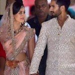 Shahid kapoor & Mira Rajpoot Marriage Pictures