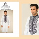 Designer Emraan Rajput Embroidered Kurta Eid Collection 2015 (3)
