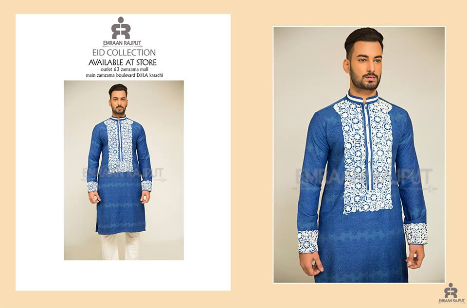 eid wear Men Shalwar Kameez Collection 2018