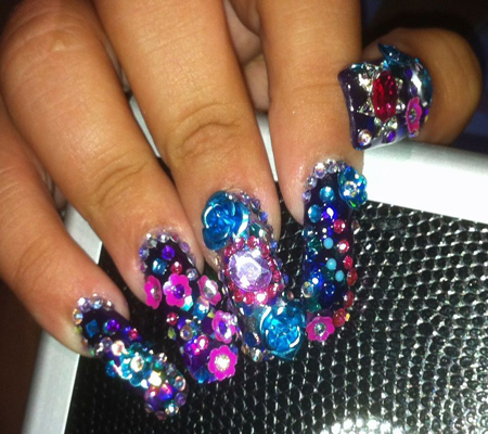 nails art designs 2016