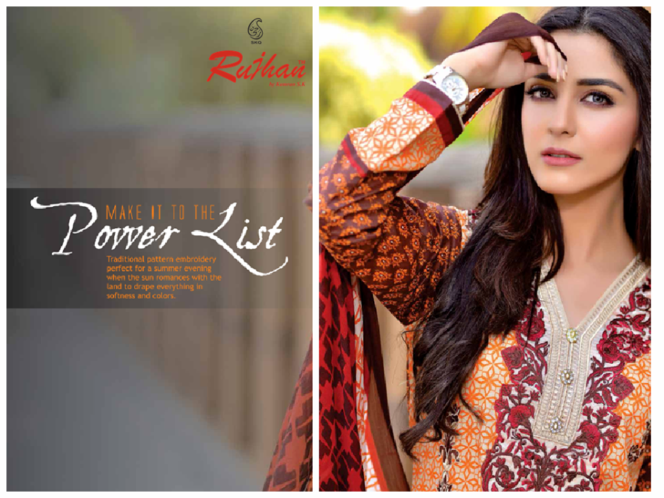 rujhan fabrics raniya embroidered festive 2015 Vol 4 (1)