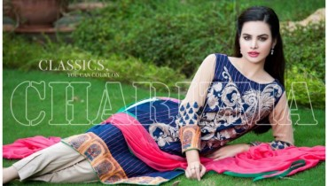 Fashion of Charizma Semi-Stitched Collection 2015 (1)