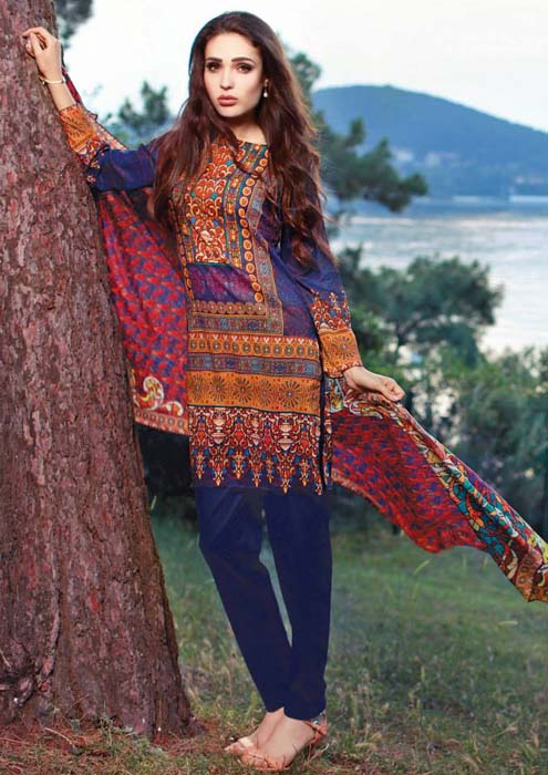 Alkaram Festival Eid Collection 2015 Prices for Women (1)