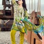 Latest lawn by Shariq Textiles for women