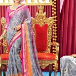 unique Tanu Weds Manu saree collection 2015