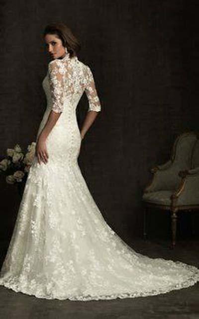 Bridal Wedding Wear Dresses 2015 for UK Girls (5)