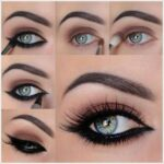 Black Smokey Eyes Makeup Tips Tutorial 2015