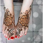 Feet v Eid Ul Adha Mehndi Designs 2014-2015 For Hands
