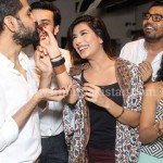 Fashion Designer Fahad Hussain Birthday Celebration Pictures (1)