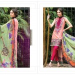 Lakhany by LSM Fabrics Charlotte Lawn Collection 2015 - 16 (2)