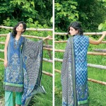 Lala Classic Cotton Casual wear Printed Lawn Design or Girls (3)