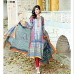 Lala Classic Cotton Casual wear Printed Lawn Design or Girls (4)