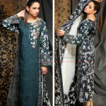 Lala Classic Cotton Printed Lawn Design for Women (4)