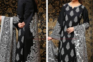 Lala Classic midsummer Cotton Printed Lawn Design 2016 (1)