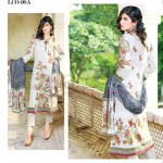 Lala Classic new Cotton Printed Lawn Designs (1)