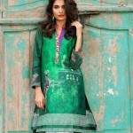 Latest Ideas Azaadi Dresses Ready To Wear 2015 By Gul Ahmed (5)