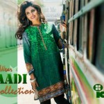 Latest Ideas Azaadi Dresses Ready To Wear 2015 By Gul Ahmed (2)