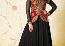 Jacket Types Shirts Ghagra Dresses for Party Wear (6)