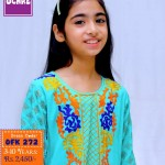 Ochre clothing Pakistan Independence day kids Wear Dresses 2015 (4)