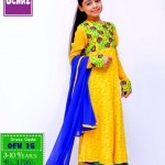 Latest Pakistan Independence day kids Dresses 2015 by Ochre (2)