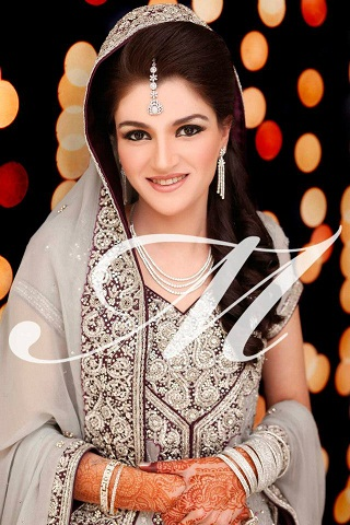 Madeeha's Salon dulhan Make-up Tips in Pictures (3)