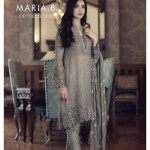 Maria B Mbroidered Eid ul Azha fashion 2015 for Women (10)