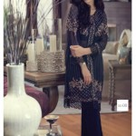 Maria B Mbroidered Eid ul Azha Suits 2015 for Women (1)