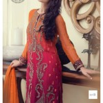 Maria B Stylish Eid ul Azha Suits 2015 for Girls (1)
