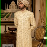 Naushemian Nauman Arfeen Groom Wear Dresses 2015 (4)